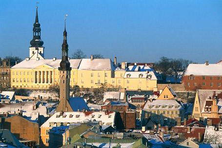 Эстония туры из москвы